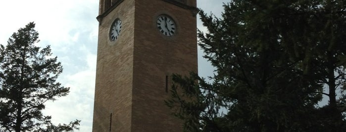 Campanile is one of Guide to Iowa's best spots.