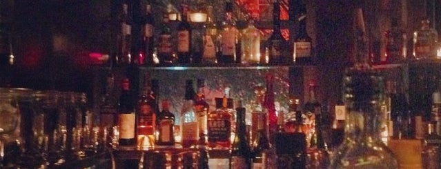 Manhattan Cricket Club is one of Bars. Just a list of bars..