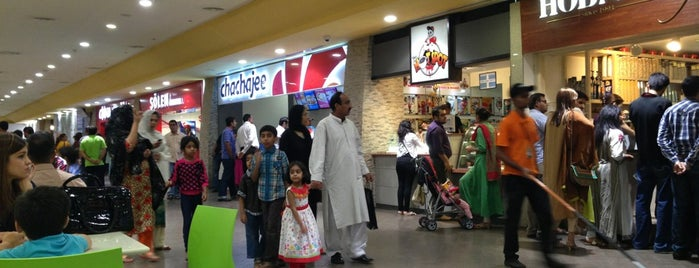 Dolmen Mall Clifton Food Court is one of Karachi.