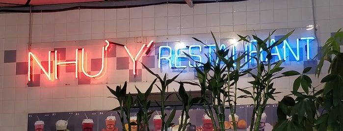 Nhu Y Restaurant is one of P.Diddy : понравившиеся места.