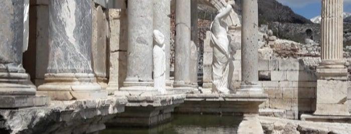 Antik kentler ve  müzeleri