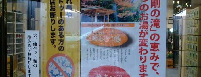 紅葉温泉 is one of プチ旅行に使える!四国の温泉・銭湯 ~車中泊・ライダー~.