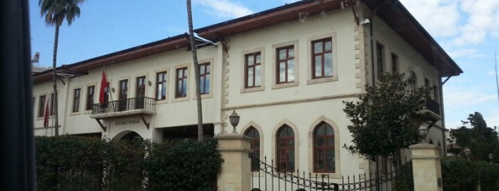 Antalya Valiliği is one of MUTLU 님이 좋아한 장소.