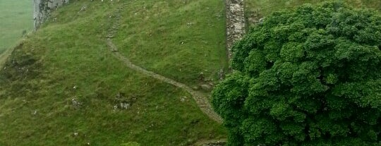 Hadrian's Wall is one of Before I Die.