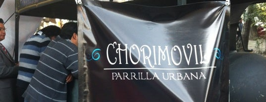 Chorimovil - Parrilla Urbana is one of Garnachas °u°.