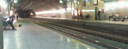 RENFE Sabadell Centre is one of Went before.