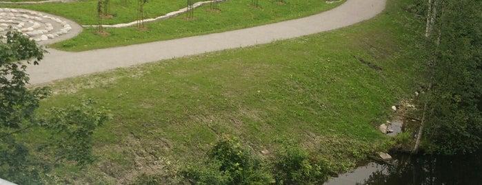 Tourujoen silta is one of Katariina'nın Kaydettiği Mekanlar.