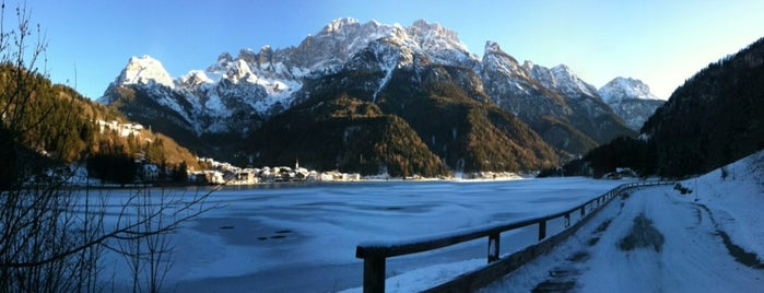 Lago Di Alleghe is one of Must see.
