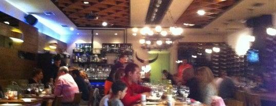 Özgür Şef Steakhouse is one of yenilesi.