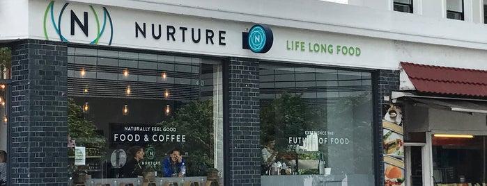 Nurture W6 is one of London Favorites.