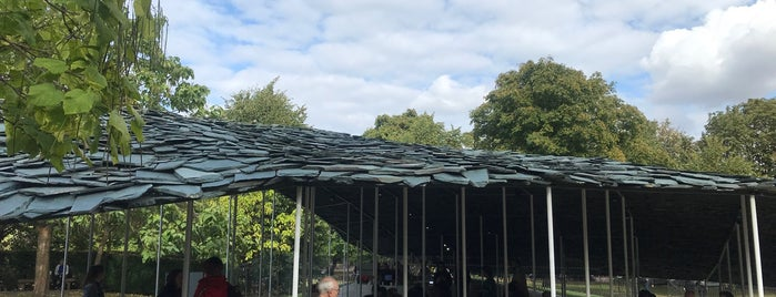 Serpentine Pavilion 2019 is one of Mikeさんのお気に入りスポット.