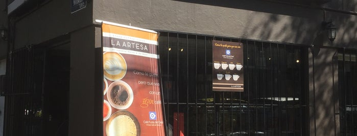 La Artesa is one of Alejandra'nın Beğendiği Mekanlar.