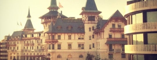 The Dolder Grand is one of Swisstastique.