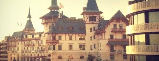 The Dolder Grand is one of Swisstastique.