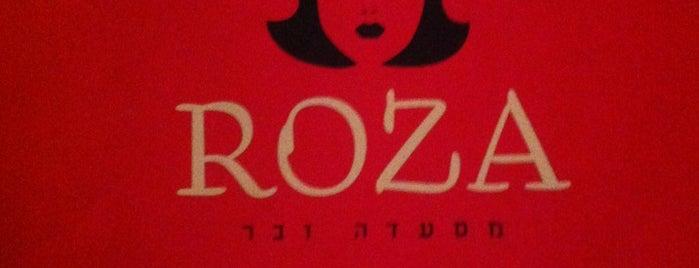 Roza is one of My Little Jeru.
