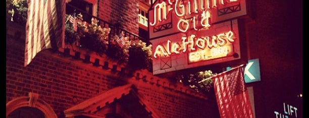 McGillin's Olde Ale House is one of Foobooz 50 Best Bars in Philadelphia 2013.