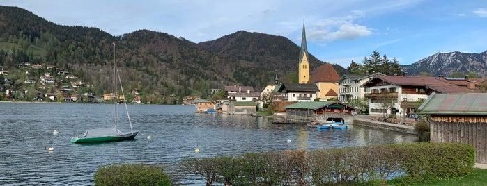 Tegernsee is one of Orte, die Navid gefallen.