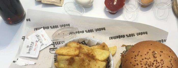Hmbrgr - Homemade Burgers is one of Edje 님이 좋아한 장소.