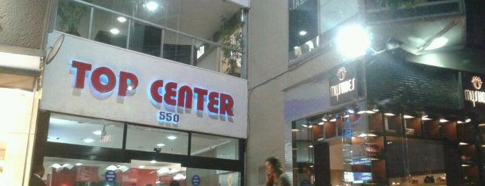 Top Center Ipanema is one of Marcia : понравившиеся места.