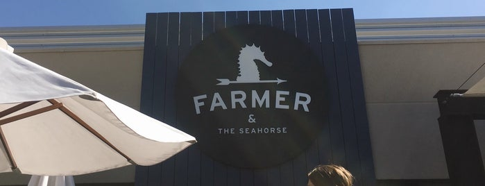 Farmer & The Seahorse is one of SD.