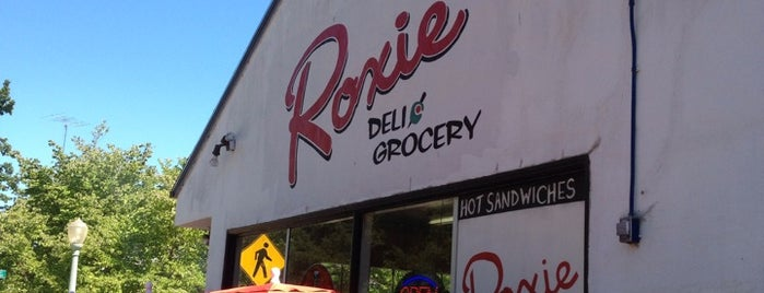 Roxie Deli & Grocery is one of YumSac.