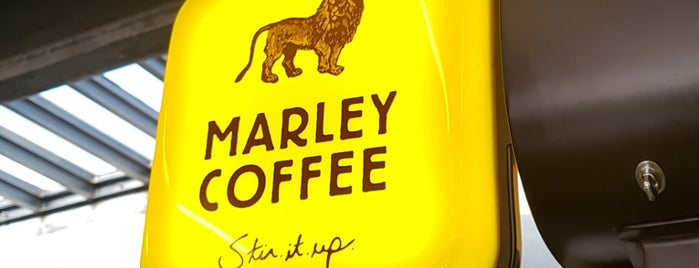 Marley Coffe Subcentro is one of Lugares favoritos de Gabriel.