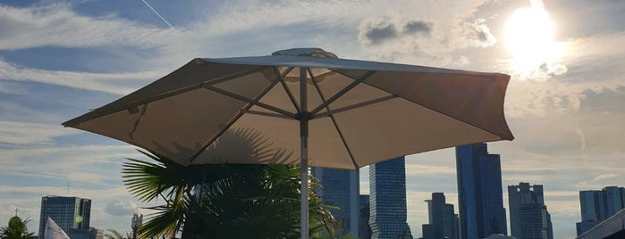 CityBeach is one of Frankfurt.