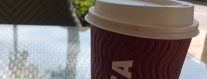 Costa Coffee is one of mesutさんのお気に入りスポット.