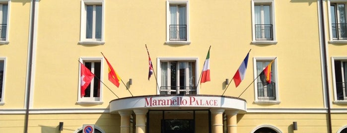 Maranello Palace is one of Posti che sono piaciuti a Michael.