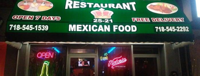 El Rey Restaurant is one of Queens.