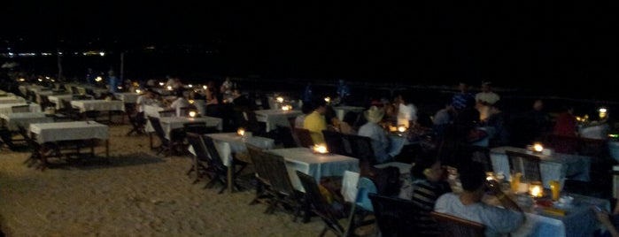 Melasti Kedonganan Cafe is one of Posti che sono piaciuti a Alex.