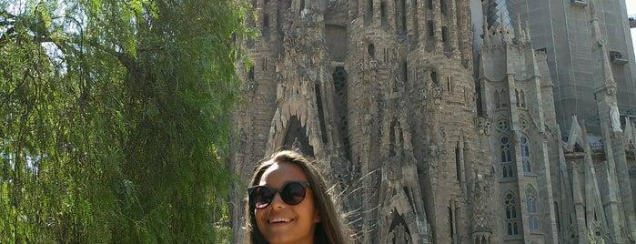 Barcelona is one of Posti che sono piaciuti a Katrin😘.