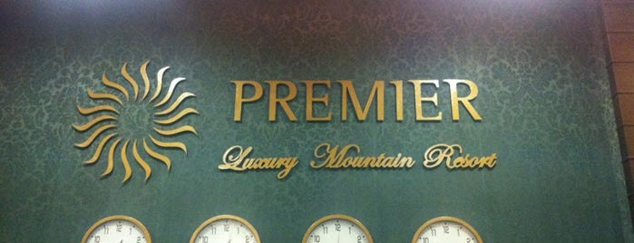Premier Luxury Mountain Resort is one of Selim : понравившиеся места.