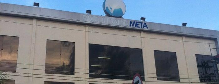 Faculdade Meta is one of Jr stilo.
