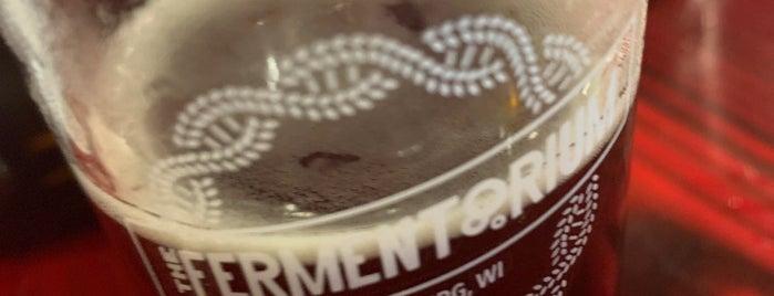 The Fermentorium Brewery & Tasting Room is one of Nancy : понравившиеся места.