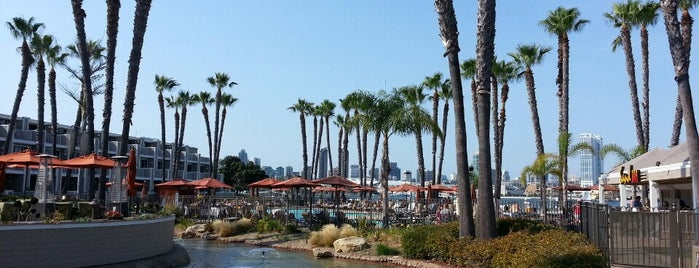 Coronado Island Marriott Resort & Spa is one of West Coast- LA.
