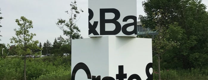 Crate & Barrel Corporate HQ is one of Out of State.