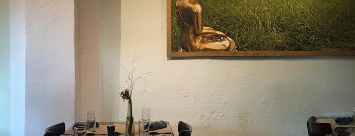 Thai & Tolerance is one of Maria's List of Europe's Best Food and Drinks.