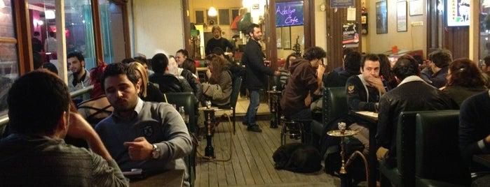 Adalya Cafe is one of Turkey.