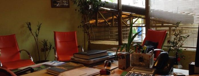 Ofis Teras Eser Carsisi is one of Tempat yang Disukai Lokman.
