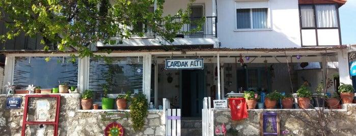 Çardak Altı is one of สถานที่ที่บันทึกไว้ของ ⓢⓔⓜⓡⓐ🌸🍃.