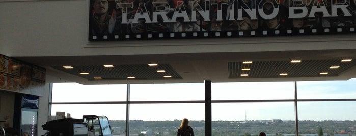 Tarantino Bar is one of Free wi-fi Kharkiv.
