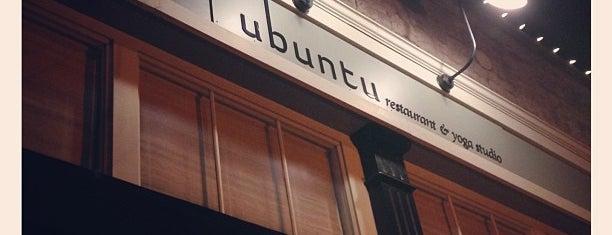 Ubuntu is one of 2012 San Francisco Michelin Starred Restaurants.