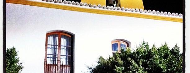 Santa Gertrudis is one of Ibiza to doby Jas.