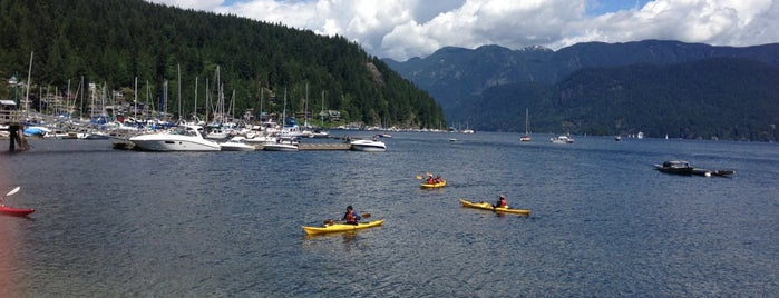 Deep Cove Kayak is one of Vancouver, Canada.