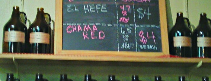 Chama River Brewing Co. is one of Must-visit Nightclubs / Bars in Albuquerque.