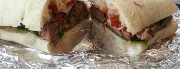Sandwich Republic is one of Washington DC.