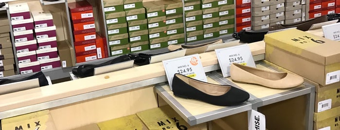 DSW Designer Shoe Warehouse is one of Marty mar always love and thanks.