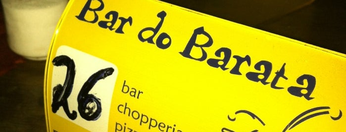 Bar Do Barata is one of Minha Lista JM.