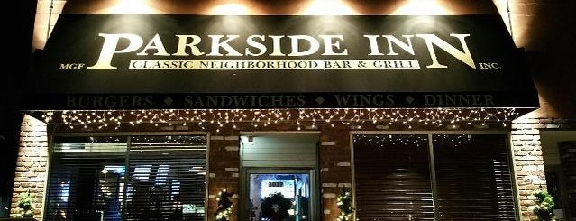 Parkside Inn is one of Favorite Places:.